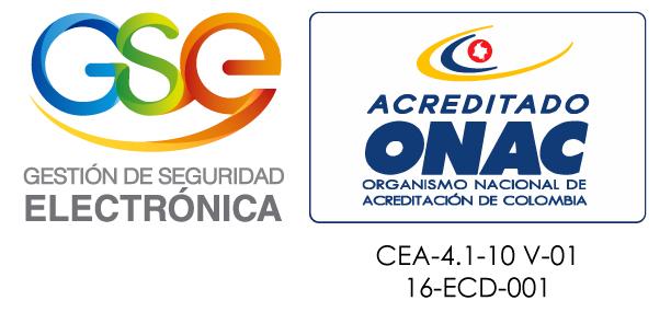 Certificación ONAC