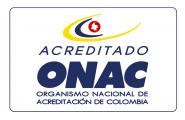 Acreditado ONAC