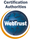 Certificado Web Trust